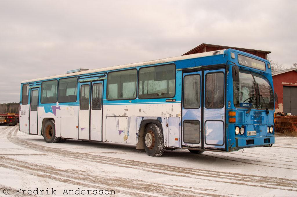 LGT 189 Scania CR112 1803229