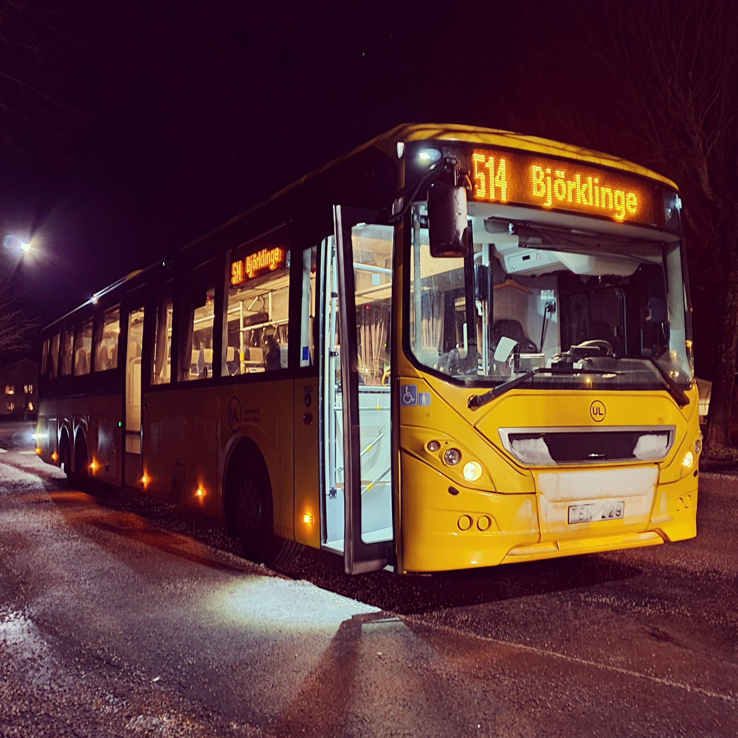 Nobina Sverige 7579